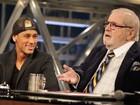 Neymar conta que tem a canela toda 'rabiscada' por causa das pancadas