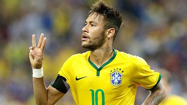 Futebol: Globo transmite amistoso entre Brasil e Japão  ( AP/reprodução Globoesporte.com)