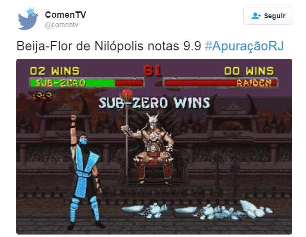 meme carnaval 4 (Foto: Reprodução/Twitter)