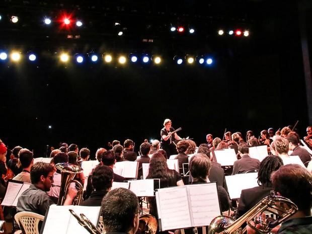 Orquestra São Carlos (Foto: Divulgação)