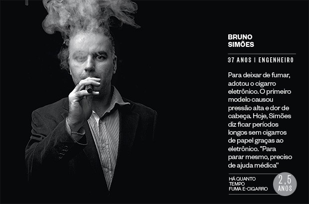 Bruno Simões (Foto: Camila Fontana)