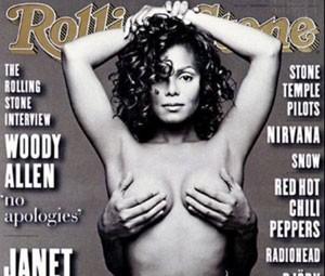 Capa da edição de setembro de 1993 da 'Rolling Stone' (Foto: Divulgação)