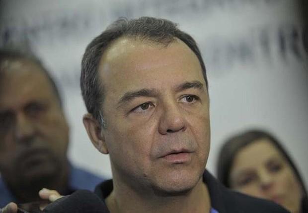 O ex-governador do Rio Sérgio Cabral (Foto: Tomaz Silva/Agência Brasil)