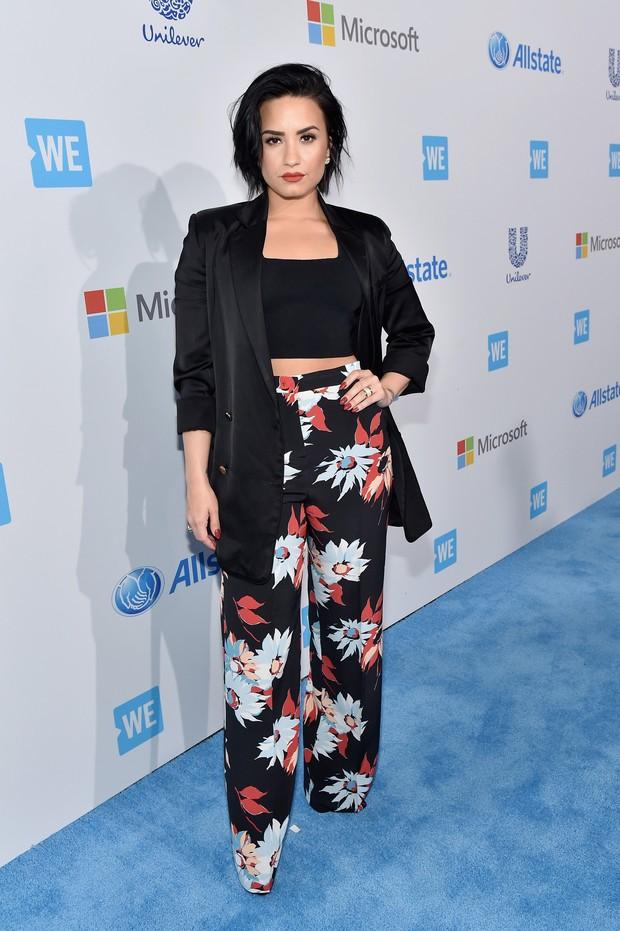 Demi Lovato (Foto: AFP)
