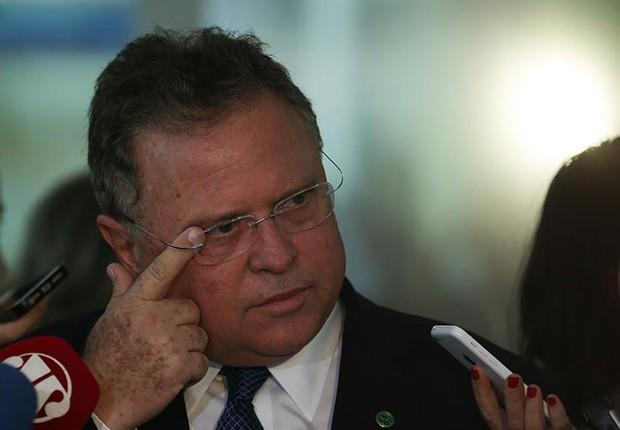 O ministro da Agricultura, Blairo Maggi (Foto: Fabio Rodrigues Pozzebom/Agência Brasil)