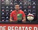 """Goleiro Paulo Victor defende Caetano: """"Escolher um é um pouco de covardia"""""""