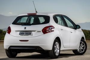 Peugeot 208 2016 (Foto: Divulgação)