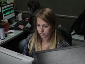 Allana estudava jornalismo na UFSM (Foto: Arquivo Pessoal/G1)