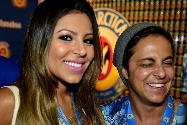 Thammy Miranda e Andressa Ferreira (Foto: Roberto Teixeira/ EGO)