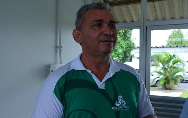 Jornalista Evandro Luiz entra em processo de aposentadoria (Foto: Jorge Abreu/Rede Amazônica)