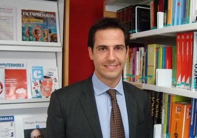 Jordi Diaz, diretor da EADA (Foto: Divulgação)