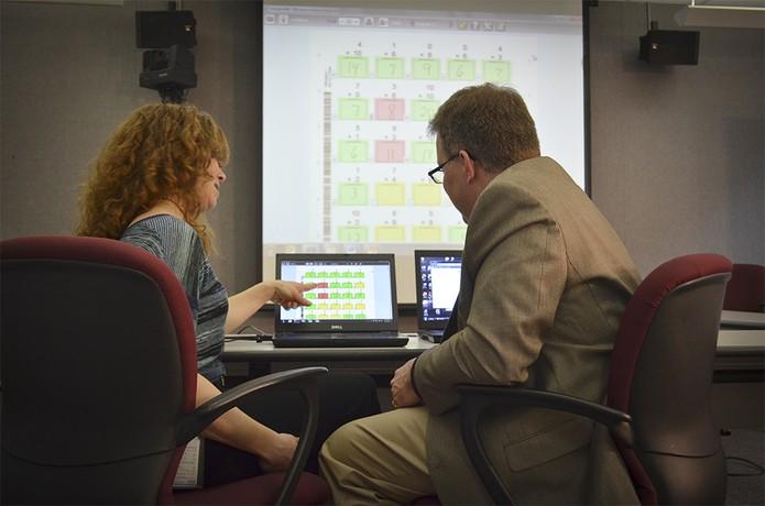 Novo sistema anti-cola põe até a foto do aluno no teste para evitar 'troca de provas' (Foto: Divulgação/Xerox)