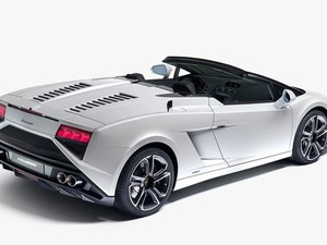 Lamborghini Gallardo LP560 4 Spyder 2013 (Foto: Divulgação)