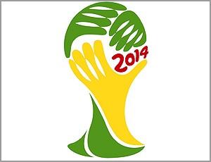 Logomarca da Copa de 2014, protegida pela Lei Geral da Copa (Foto: Divulgação)