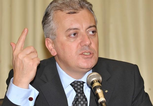 O ex-presidente do Banco do Brasil e da Petrobras, Aldemir Bendine (Foto: Valter Campanato/Agência Brasil)