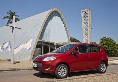 Fiat Palio Attractive 1.0 (Foto: Divulgação)