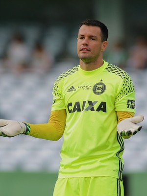 Wilson Coritiba (Foto: Giuliano Gomes/ Agência PR PRESS)