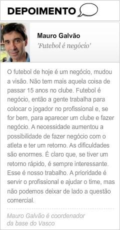 Info_DEPOIMENTOS_MAUROGALVAO (Foto: Infoesporte)