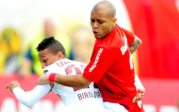 Biro Biro Fluminense x internacional (Foto: Photocâmera)