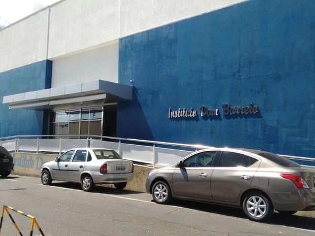 O Instituto Dom Barreto ficou em 16º geral lugar do Enem (Foto: Pedro Santiago/ G1)