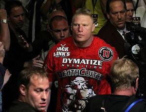 BLOG: Nome de Brock Lesnar aparece em lista de atletas adicionados ao plantel do UFC
