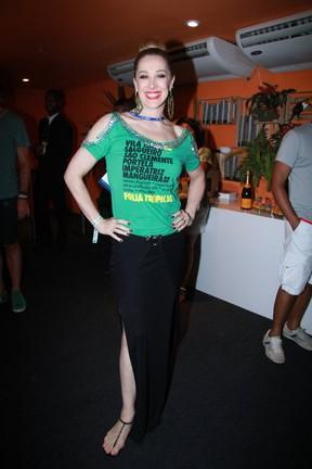 Cláudia Raia (Foto:  Thyago Andrade-Brazilnews)