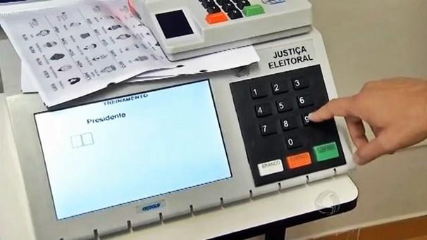 Eleições 2014 (Foto: Reprodução/TVCA)