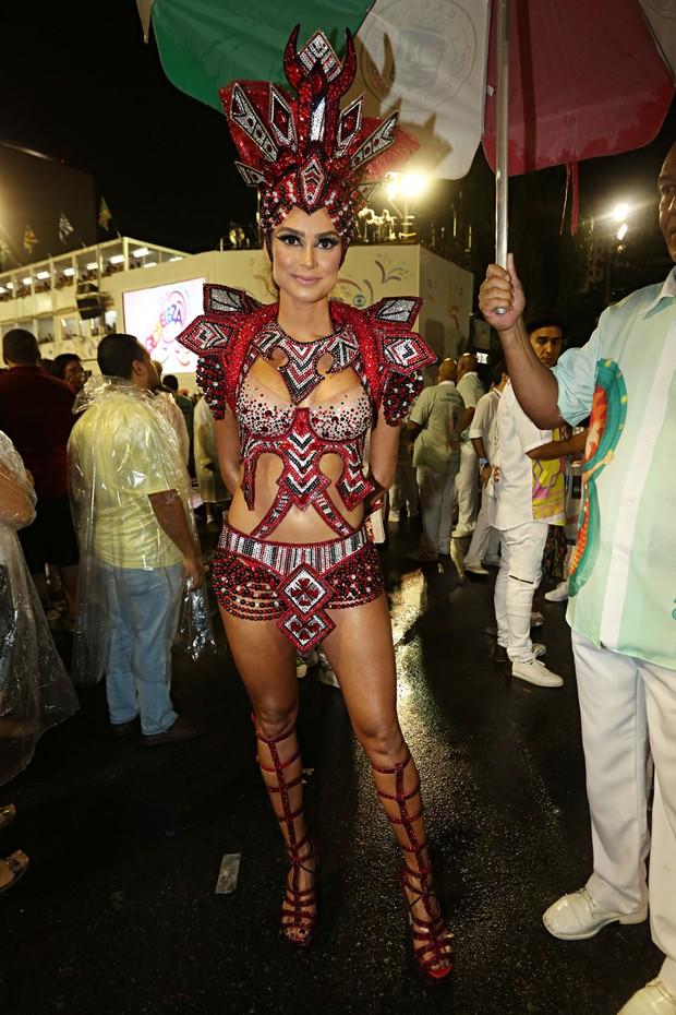 Thayla Ayala (Foto: Celso Tavares / Ego)