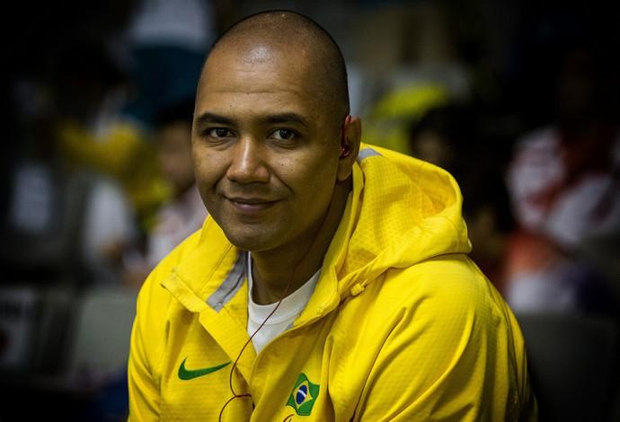 Ronystony Cordeiro nadador paralimpico (Foto: Alexandre Urch)