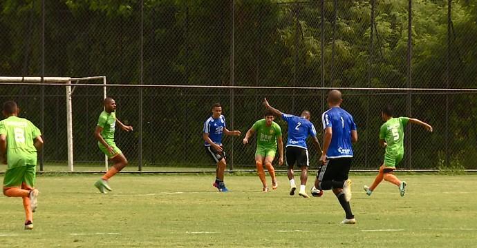 Jogo-treino Ponte Preta  (Foto: Carlos Velardi/ EPTV)