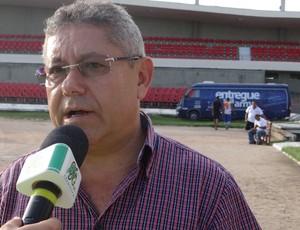 Zé da Danco, diretor do ASA (Foto: Caio Lorena / Globoesporte.com)