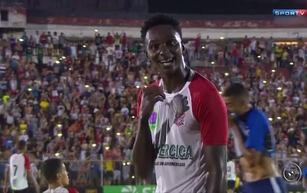 Matheus Brendon zagueiro do Paulista, Copa São Paulo