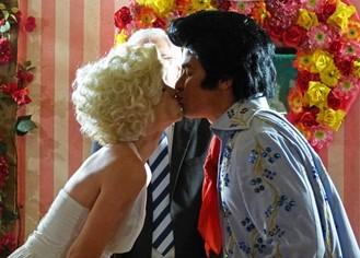 Final: Para surpresa de todos, Amaralina e Rodrigo se casam em Las Vegas