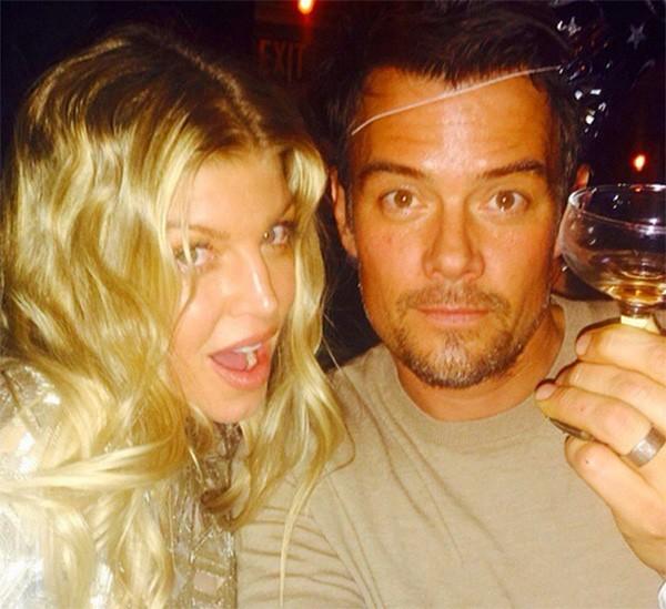 Josh Duhamel e Fergie (Foto: Instagram)