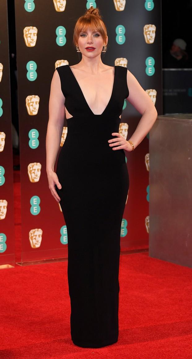 Bryce Dallas no BAFTA (Foto: Reuters agência)