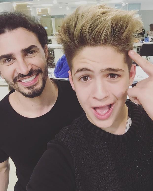 João Guilherme  (Foto: Reprodução/Instagram)