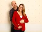 Após o nascimento da filha, Fernando Scherer passa a noite em claro