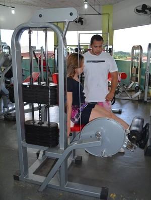 Esporte foi o 'Cupido' nas relações de dois casais de atletas no Amapá (Foto: Wellington Costa/GE/AP)