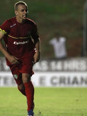 Wellington gol do Audax-SP (Foto: Edno Luan / Agência Estado)
