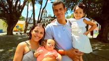 TV Cabo Branco faz chamada em homenagem ao aniversário de JP (Reprodução)
