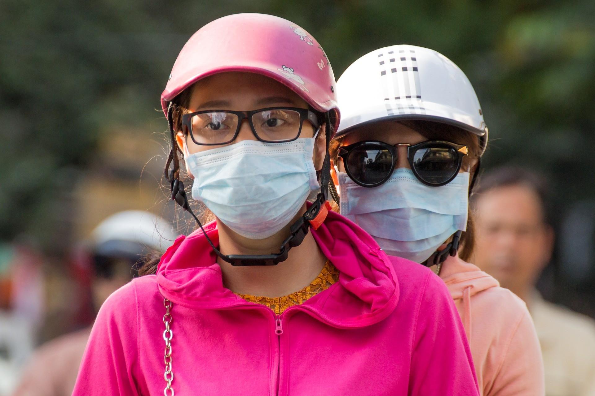 em 2015, 803.000 mortes prematuras e evitáveis aconteceram em 21 países asiáticos foram devido a poluição do ar (Foto: Creative Commons/Robert_z_Ziemi)