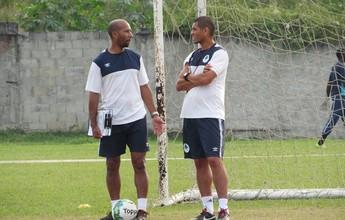"""Régis segue no Boavista, que estuda """"contratações pontuais"""" para Copa Rio"""