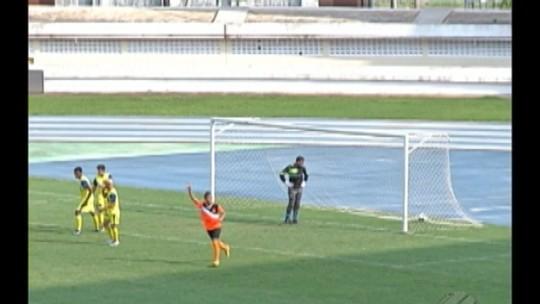 Carajás goleia Tiradentes por 8 a 0 e garante vaga à semi da Segundinha