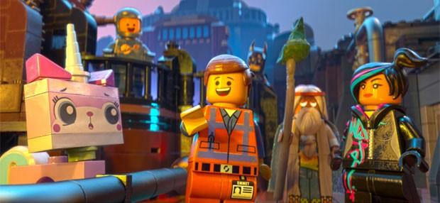 Cena de 'Uma Aventura Lego' (Foto: Divulgação/Warner Bros.)