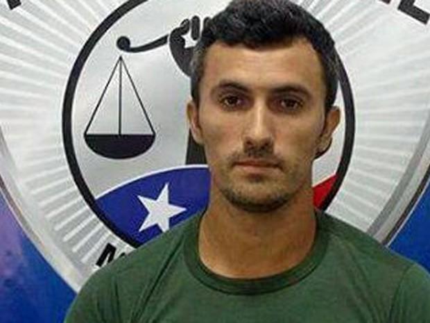 agente penitenciário Marcio Gleyson Nascimento Conceição, de 29 anos, foi preso por corrupção e facilitação no MA (Foto: Divulgação/Polícia Civil)