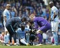 Com lesão, Yaya Touré não treina e desfalcará o City contra o Real Madrid