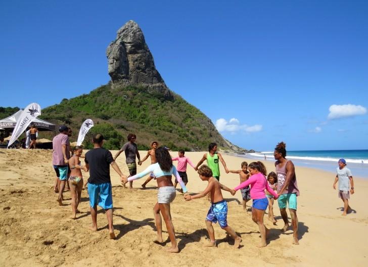 Escolinha de Surfe Noronha 5