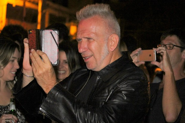 Jean Paul Gaultier (Foto: Ag News)