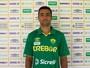 Cuiabá oficializa chegada do atacante Bruno Veiga, ex-Paysandu