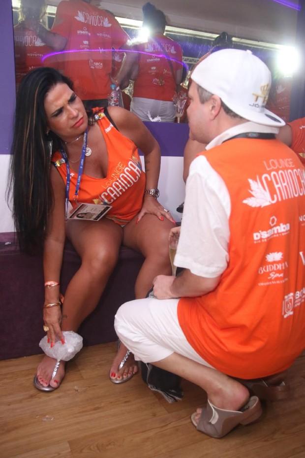 Solange Gomes (Foto: Daniel Pinheiro/AgNews )